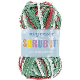 Scrub It Yarn-Holiday