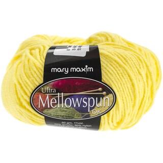 Ultra Mellowspun Yarn-Bright Yellow