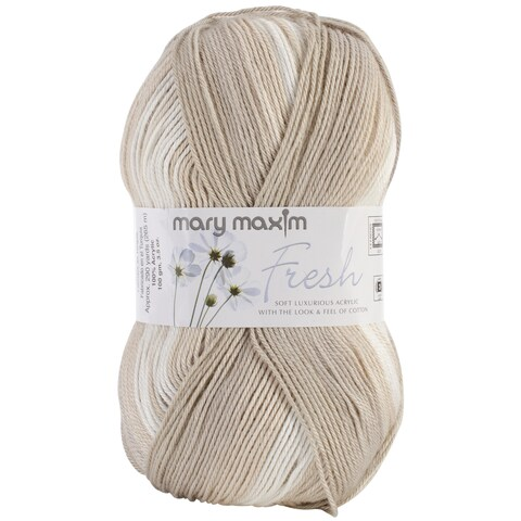 Fresh Yarn-Desert Sands