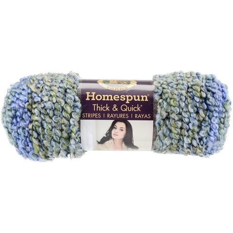 Homespun Thick & Quick Yarn-Lakeside Stripes