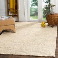 Shop Nuloom Handmade Abstract Border Flatweave Cotton Rug
