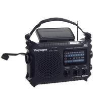 Kaito Voyager Radio - Black
