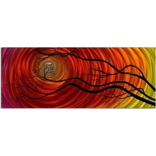 Whirlwinds Choice Metal Handmade Wall Art sculpture