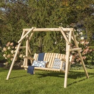 Bestar White Cedar 5' Swing