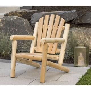 Bestar White Cedar Arm Chair