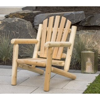 Bestar White Cedar Arm Chair