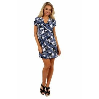 24/7 Comfort Apparel Blue Sky Minidress|https://ak1.ostkcdn.com/images/products/14645196/P21183948.jpg?impolicy=medium