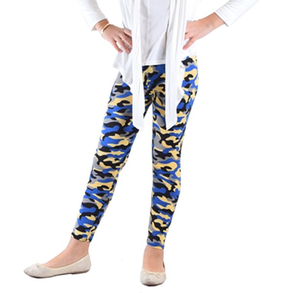fd3b1f20dd5768 Shop Dinamit Girls' Printed Leggings - Free Shipping On Orders Over ...