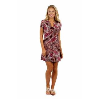 24/7 Comfort Apparel Sunshine Minidress