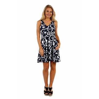 24/7 Comfort Apparel Contemporary Charm Dress
