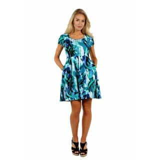 24/7 Comfort Apparel Summer Reef Dress|https://ak1.ostkcdn.com/images/products/14645276/P21183964.jpg?impolicy=medium