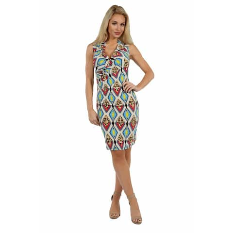 24/7 Comfort Apparel April Avenues Dress