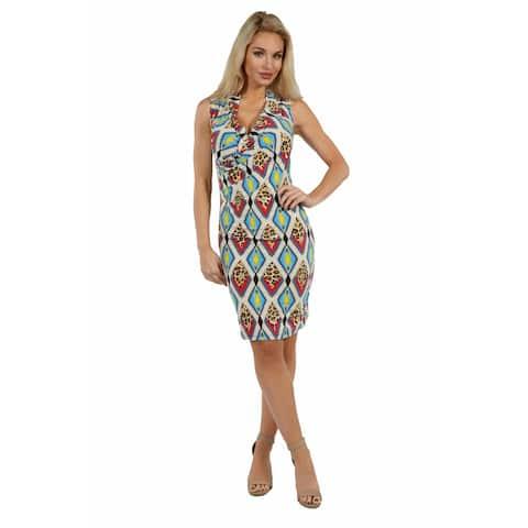 24/7 Comfort Apparel April Avenues Dress