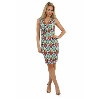 24/7 Comfort Apparel April Avenues Dress (5 options available)