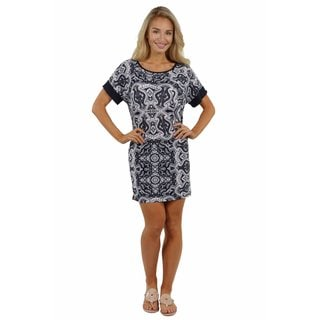 24/7 Comfort Apparel Starlight Dress
