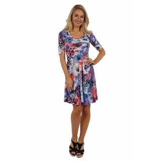 24/7 Comfort Apparel Springtime Celebration Dress