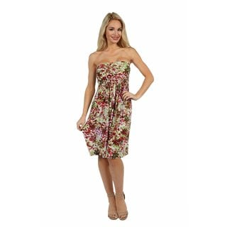 24/7 Comfort Apparel Gazebo Dress
