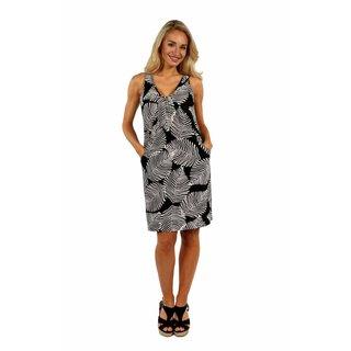 24/7 Comfort Apparel Midnight in the Keys Dress