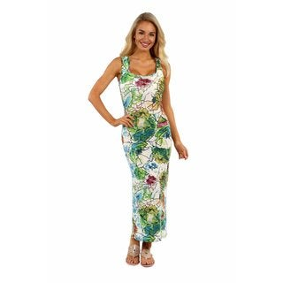 24/7 Comfort Apparel Island Storm Dress