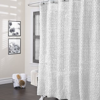 Lush Decor Rosely Shower Curtain