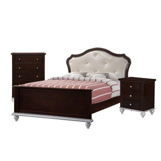 Picket House Furnishings Alli Full Platform 3PC Bedroom Set