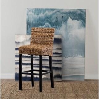 Portman 30-inch Wicker Style Barstool