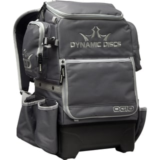 Dynamic Discs Ranger H2O Grey Backpack Disc Golf Bag
