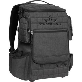 Dynamic Discs Ranger Heathered Grey Backpack Disc Golf Bag
