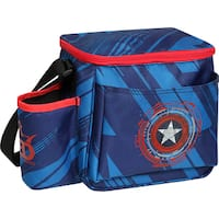 Dynamic Discs Captain America Cadet Disc Golf Bag