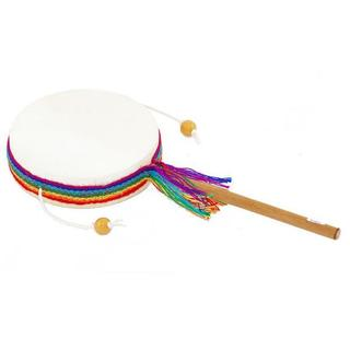 Handmade Damasas Medium Spinner Drum - Jamtown (Peru)