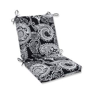 Pillow Perfect Outdoor/ Indoor Addie Night Squared Corners Chair Cushion