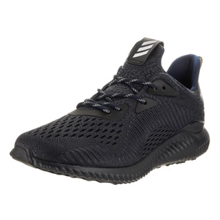 Adidas Men's Alphabounce Ams Mystery Blue Mesh Running Shoe
