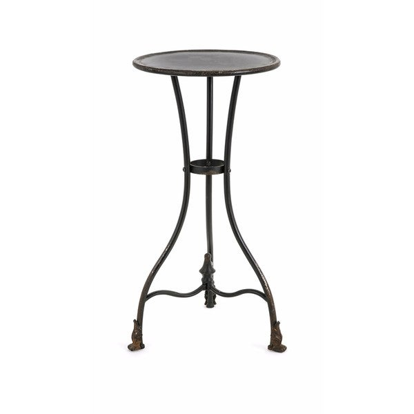 Cliffton Small Metal Accent Table Free Shipping Today 14645773
