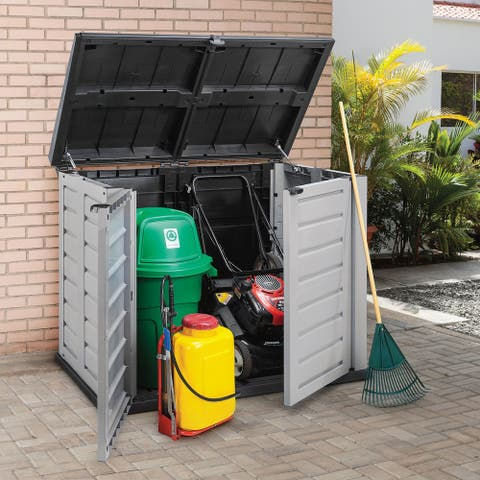 Rimax Medium Garden Storage Shed