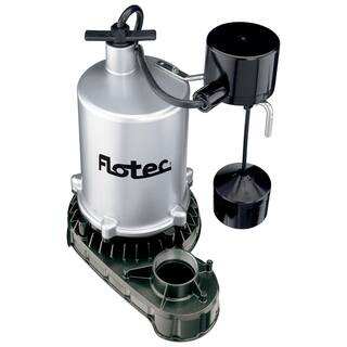 Flotec FPZT7350 1/2 Hp Submersible Sump Pump|https://ak1.ostkcdn.com/images/products/14645837/P21184391.jpg?impolicy=medium