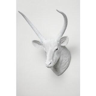 Interior Illusions 19-inch Tall Buck Head Faux Taxidermy