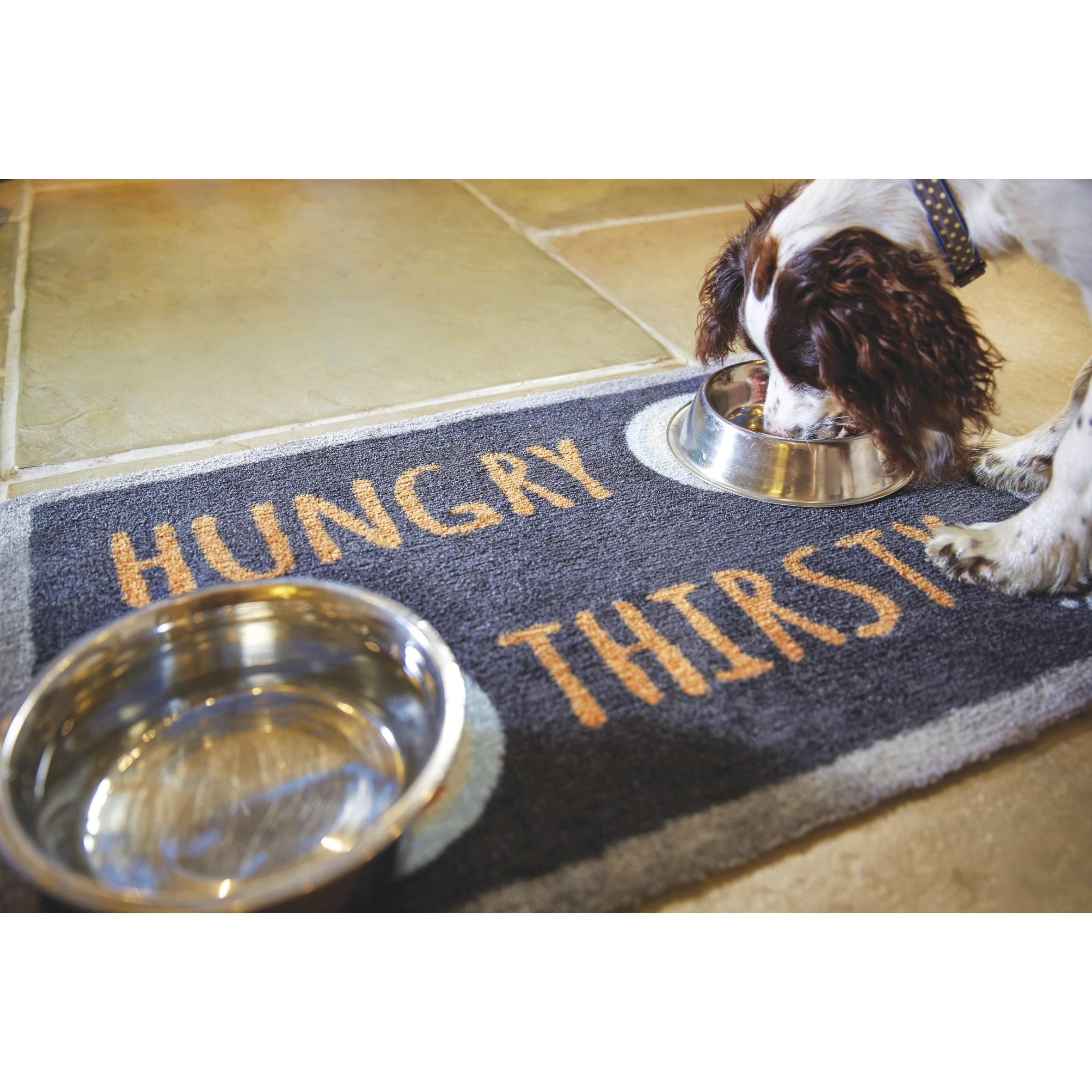 Howler Scratch Heavy Duty Washable Pet Food Mat Ebay
