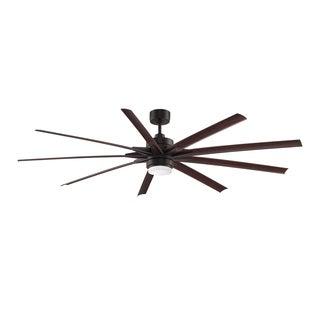 Odyn - 84 inch Ceiling Fan with LED