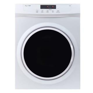 equator white super washer and compact standard dryer set