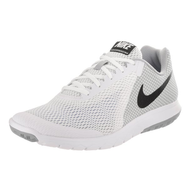 Men's White Synthetic Running Shoes - 6