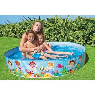 Intex Inflatable Snapset Pool