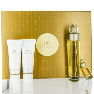 Perry Elllis 360 Women's 4-piece Gift Set https://ak1.ostkcdn.com/images/products/14646432/P21184927.jpg?impolicy=medium