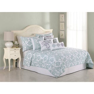 Peking Handicraft Maddy Cotton Quilt (Shams Sold Separately)