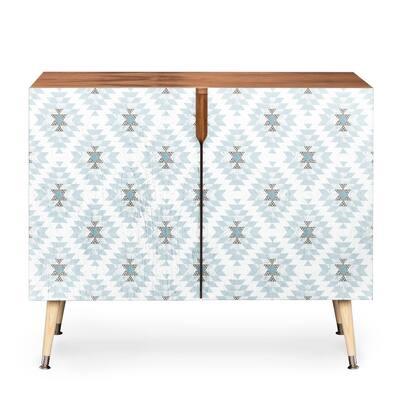 DENY Designs Dash and Ash Dwelling Dawn Wood Credenza