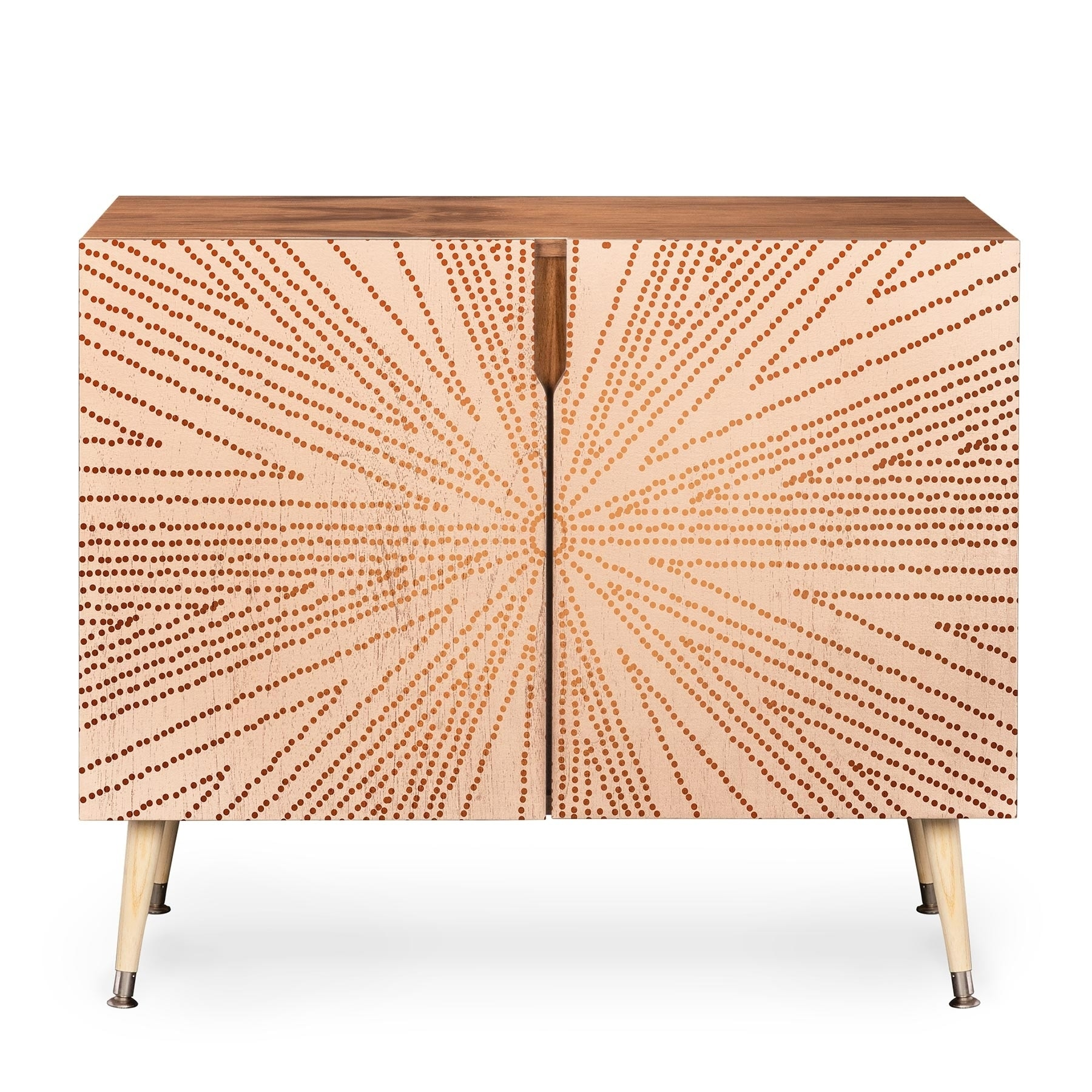 Deny Designs Iveta Abolina Copper Leaf