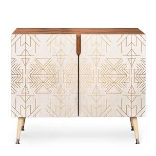 Deny Designs Holli Zollinger Esprit Wood Credenza
