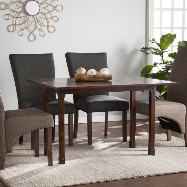 harper blvd dirby convertible console/ dining table - free