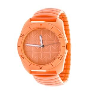 RBX Active Analog Silicone Stretch Watch - Orange