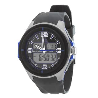 RBX Active Analog & Digital Multifunction Rubber Watch - Purple https://ak1.ostkcdn.com/images/products/14646717/P21185159.jpg?impolicy=medium