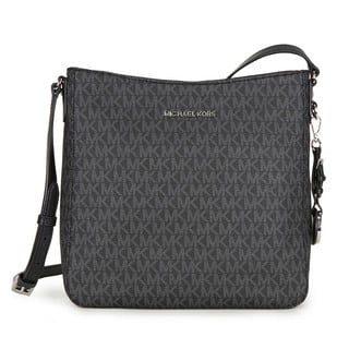 5487ff985c8c Quick View.  198.00.  32.51 OFF.  165.49. Michael Kors Signature Jet Set  Large Black Travel Crossbody Handbag